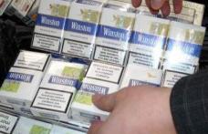 Încă un dorohoian prins cu țigări de contrabandă în portbagajul maşinii