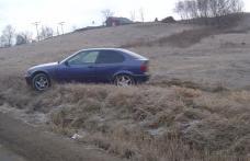 S-a învârtit cu BMW-ul şi a lovit un bătrân din Smârdan