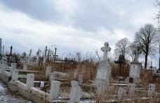 Tânăr din Darabani cercetat pentru profanare de morminte
