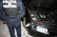 Mii de ţigarete ce urmau a fi comercializate în Dorohoi confiscate de polițiștii de frontieră