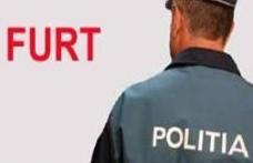 Dorohoian suspectat de furt identificat de poliţişti şi cercetat în stare de arest preventiv