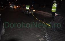 Dorohoi: A fost stabilită cauza accidentului produs ieri pe Bulevardul Victoriei