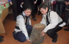 Poezie şi istorie în ianuarie, la Şcoala MIHAIL SADOVEANU din Dumbrăviţa