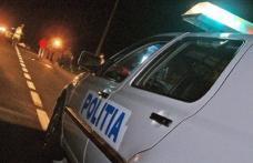 Şofer depistat sub influenţa băuturilor alcoolice