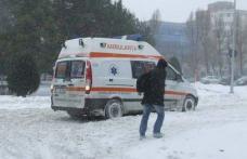 Bărbat din Lozna găsit în prag de hipotermie