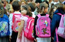 Dorohoi: Vezi situaţia înscrierilor în clasa pregătitoare şi clasa întâi după prima săptămână
