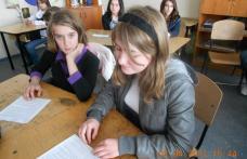 Programul Săptămâna altfel se desfăşoară și în cadrul Şcolii gimnaziale Ştefan cel Mare, Dorohoi