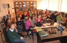 """O """"ALTFEL DE SĂPTĂMÂNĂ"""" și pentru elevii  Școlii nr.1 Dorohoi"""