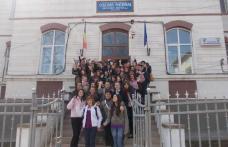 """Ziua porților deschise la Colegiul Naţional """"Grigore Ghica"""" Dorohoi"""