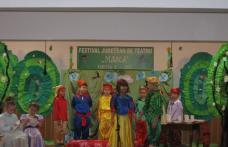 Concurs preşcolar de teatru: Copilărie pe scenă