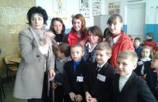Activităţi desfăşurate la Şcoala nr.4 Dorohoi, în cadrul sătămânii Şcoala Altfel