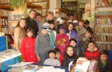 """Şcoala Gimnazială """"Al.I.Cuza"""" Dorohoi: Parteneriat educaţional cu Biblioteca Municipală Dorohoi"""