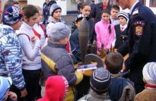 """I.S.U. Botoşani vizitat de mii de elevi în săptămâna """"Şcoala altfel"""""""