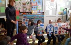 """""""Muncă, joc și veselie"""" - proiect desfășurat la Grădinița nr.6 Dorohoi în săptămâna """"Școala altfel"""""""