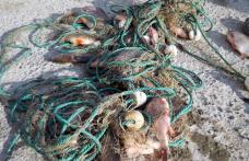Dosare penale pentru pescuit cu unelte interzise