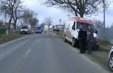 Accident rutier mortal la Vlădeni