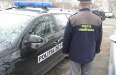 Poliţist de frontieră împuşcat de un poliţist aflat în misiune
