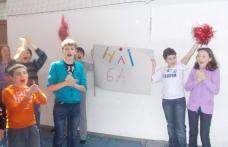 """Cupa Primăverii la Şcoala Nr.8 """"Mihail Kogălniceanu"""" Dorohoi"""
