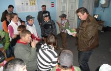 Acţiuni de voluntariat şi parteneriate între unităţile de învăţămănt din Borzeşti, Pomîrla şi Dersca [FOTO]