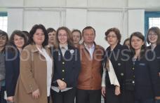 """Colegiul Naţional """"Grigore Ghica"""" Dorohoi [VIDEO/FOTO]: Inaugurarea şi sfinţirea noii săli de sport a corpului de la Brazi"""
