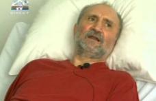 Starea lui Șerban Ionescu se înrăutățește, actorul nu-și mai poate mișca mâinile