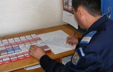 Ţigări confiscate de jandarmi în urma unor razii în pieţele din Dorohoi şi Botoşani