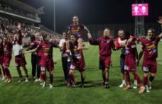 CFR Cluj a devenit Campioana României după ce a câștigat cu 3-2 meciul cu U Cluj