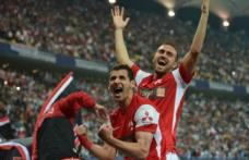 Dinamo Bucureşti a câştigat Cupa României, după ce a învins Rapid pe Arena Naţională