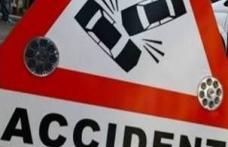 Dorohoi: Accident de circulație, produs pe str. Sf. Ioan Românul