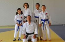 Clubul Black Tiger din Dorohoi, a participat la Europe Karate & Marțial Arts Championship Brașov România