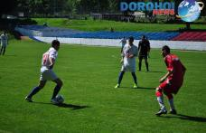 FCM Dorohoi a remizat astăzi cu juniorii de la FC Botoşani