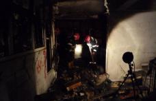 Trei incendii în mai puţin de 8 ore