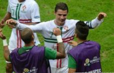 Portugalia este prima semifinalistă de la EURO 2012