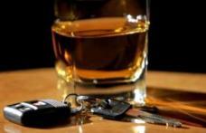 S-a urcat băut la volan și a produs un accident rutier