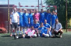 Juventus a câștigat Cupa României la Minifotbal