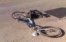 Plimbare cu bicicleta terminată la spital