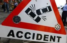 Accident rutier grav