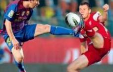 Anunţ-bombă: Un post de ştiri va televiza meciul Dinamo – Barcelona