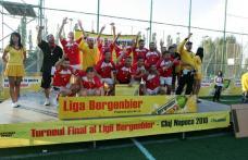 Primul turneu european de MiniFotbal
