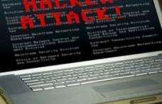 Atac informatic inaintea vizitei cancelarului german