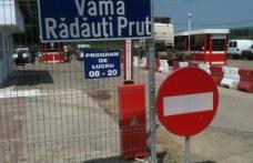 Vama Radauti Prut: Autoturism tapetat cu ţigări de contrabandă