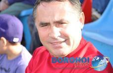 """Victor Mihalachi, finanțator FCM Dorohoi: """"Am pus suflet în echipă, în antrenor şi pun suflet în tot ceea ce fac"""""""