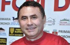 Victor Mihalachi, finanţatorul FCM Dorohoi, nu mai dă bani la FC Botoşani