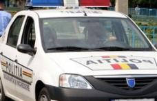 Accidentata datorita traversarii neregulamentare