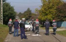 NEWS ALERT: Accident rutier deosebit de grav in localitatea Loturi Enescu - Dorohoi