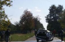 UPDATE: Accident rutier deosebit de grav in localitatea Loturi Enescu - Dorohoi