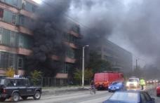 Incendiu provocat de utilizarea unui aparat de sudură  fără respectarea normelor PSI
