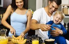 Convinge-ţi copilul să mănânce dimineaţa