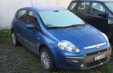 Fiat furat din Elveţia, descoperit la Stânca-Costeşti