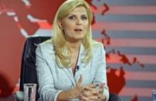 Elena Udrea: Există speculații că în spatele scandalului s-ar afla un nou scenariu de suspendare a președintelui